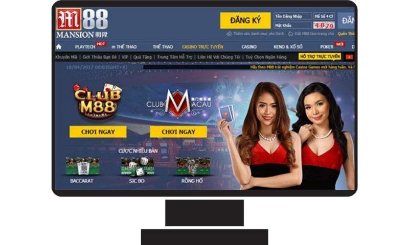 M88 | Link vào M88 cho mobile và PC không bị chặn